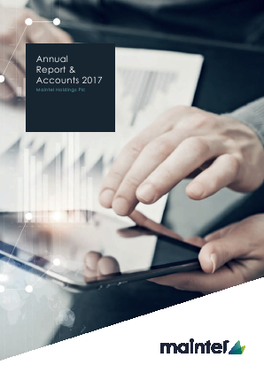 Maintel Holdings annual report 2017