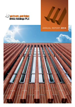 Michelmersh Brick Holdings annual report 2014