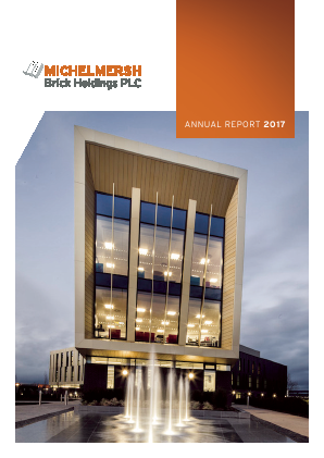 Michelmersh Brick Holdings annual report 2017