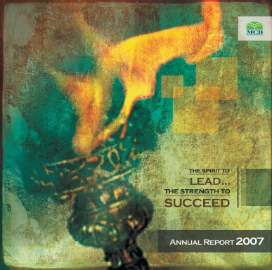 MCB Bank annual report 2007