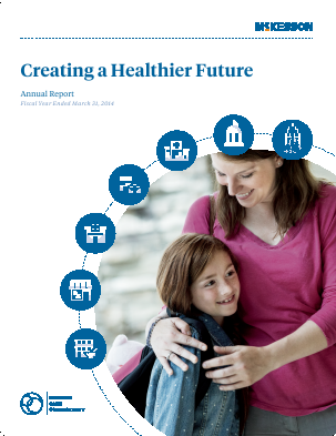 McKesson annual report 2014