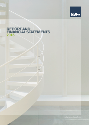 Mckay Securities annual report 2015