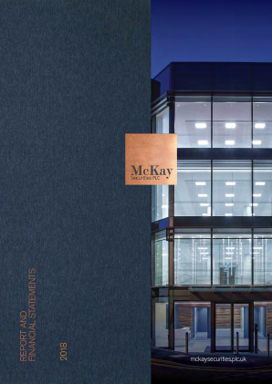 Mckay Securities annual report 2018