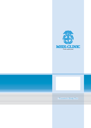 Mediclinic International annual report 2009