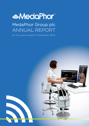 Medaphor Group Plc annual report 2014