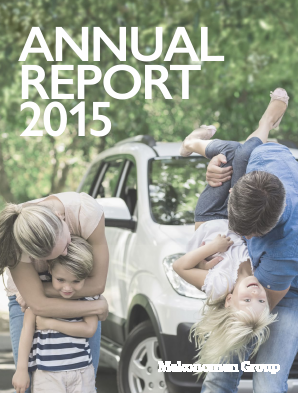 Mekonomen annual report 2015