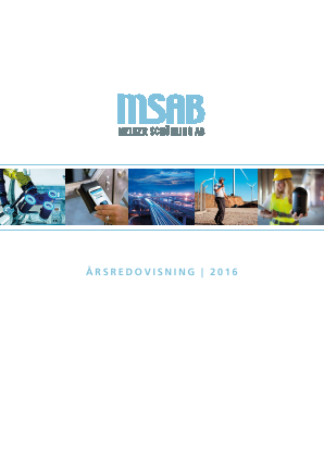 Melker Schörling annual report 2016