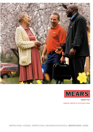 Mears Group annual report 2004