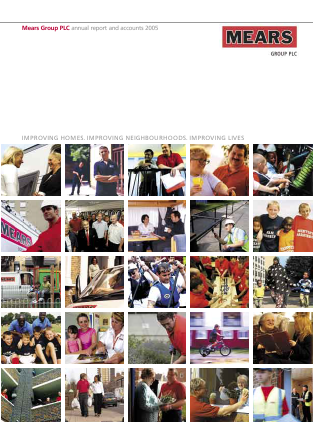 Mears Group annual report 2005