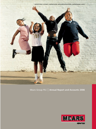 Mears Group annual report 2006