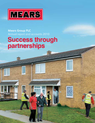 Mears Group annual report 2010
