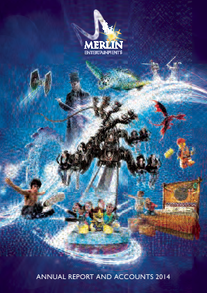 Merlin Entertainments Plc annual report 2014