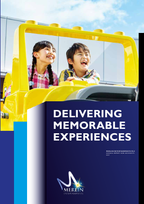 Merlin Entertainments Plc annual report 2017