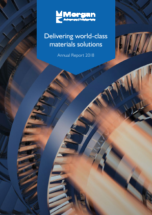 Morgan Advanced Materials Plc annual report 2018