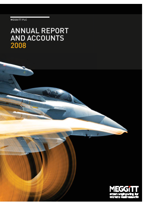Meggitt Plc annual report 2008