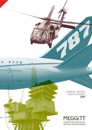 Meggitt Plc annual report 2011