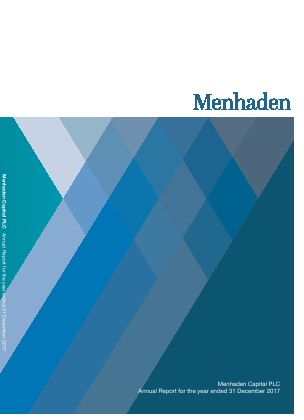 Menhaden Capital Plc annual report 2017