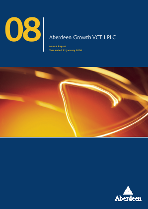 Maven Income & Growth VCT 2 Plc annual report 2008