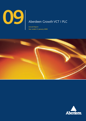 Maven Income & Growth VCT 2 Plc annual report 2009