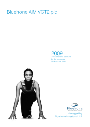 Maven Income & Growth VCT 5 Plc annual report 2009