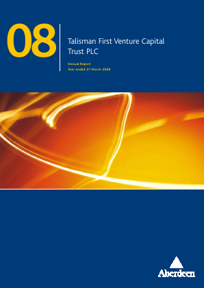 Maven Income & Growth VCT 6 Plc annual report 2008