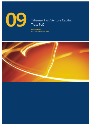 Maven Income & Growth VCT 6 Plc annual report 2009