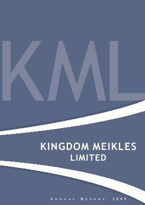 Meikles annual report 2009