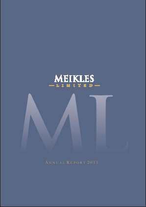 Meikles annual report 2011