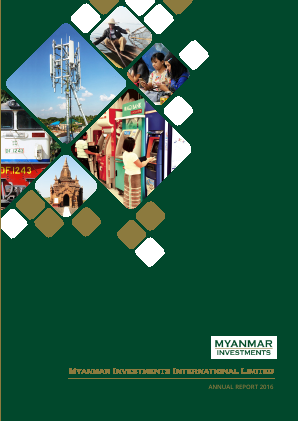 Myanmar Investments Intl Ltd annual report 2016