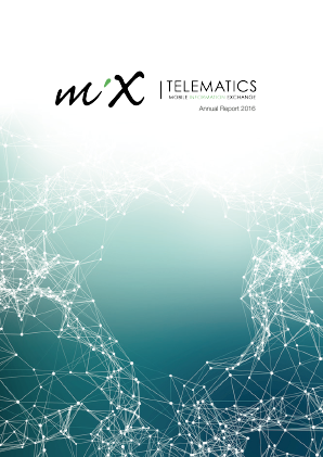 Mix Telematics annual report 2016
