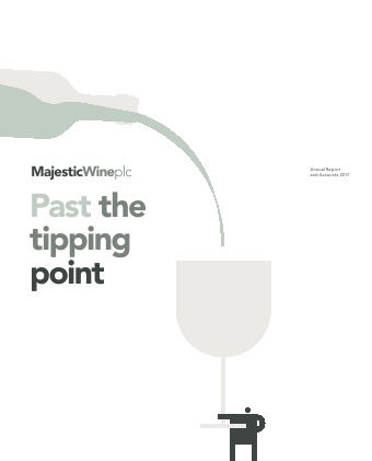 Majestic Wine Plc annual report 2017