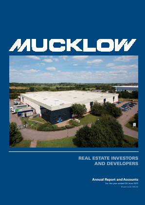 Mucklow(A&J) Group annual report 2011