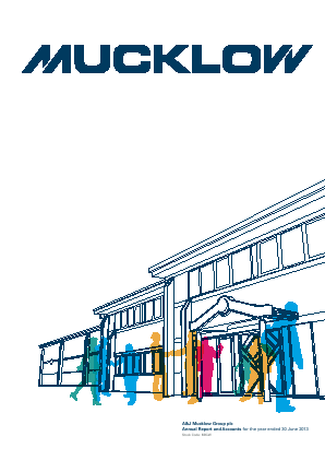 Mucklow(A&J) Group annual report 2013