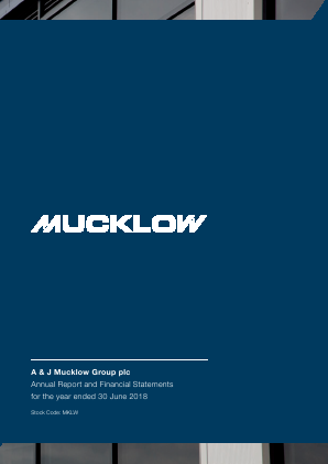 Mucklow(A&J) Group annual report 2018