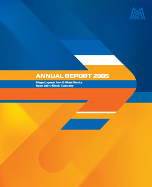 Magnitogorsk Iron & Steel Works annual report 2005