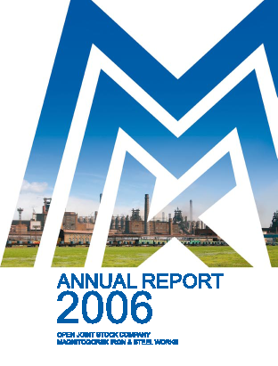Magnitogorsk Iron & Steel Works annual report 2006