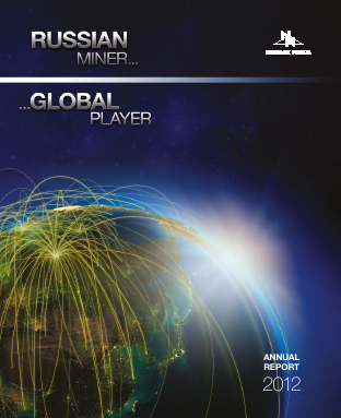 Norilsk Nickel annual report 2012