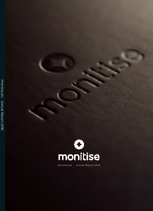Monitise Plc annual report 2016