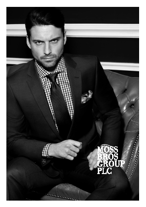 Moss Bros Group annual report 2013