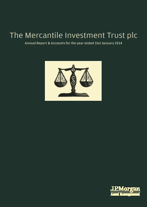 Mercantile Investment Trust Plc(The) annual report 2014