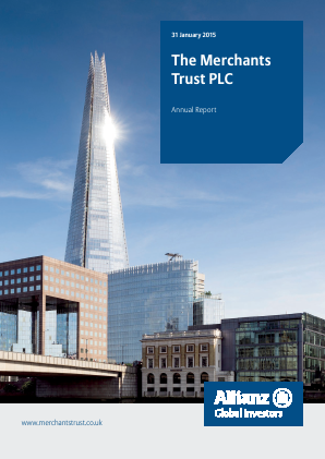 Merchants Trust annual report 2015
