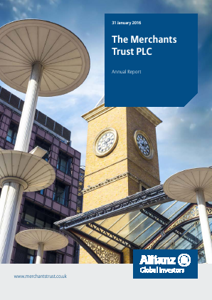 Merchants Trust annual report 2016