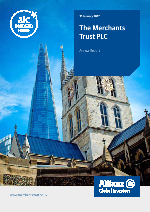 Merchants Trust annual report 2017