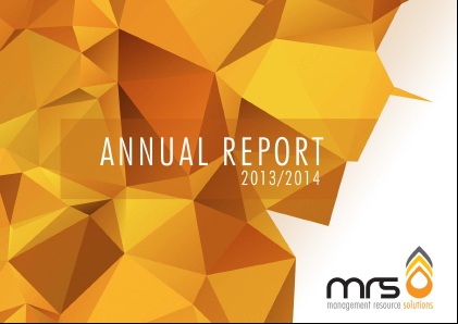 Management Resource Solutions Plc annual report 2014