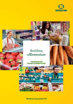 Morrison(WM) Supermarkets annual report 2015