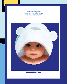 Mothercare annual report 2017