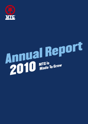Modern Times Group annual report 2010