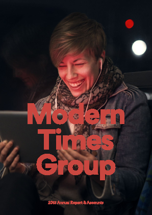 Modern Times Group annual report 2013