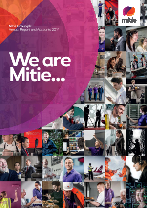 Mitie Group annual report 2014