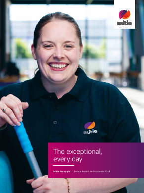 Mitie Group annual report 2018